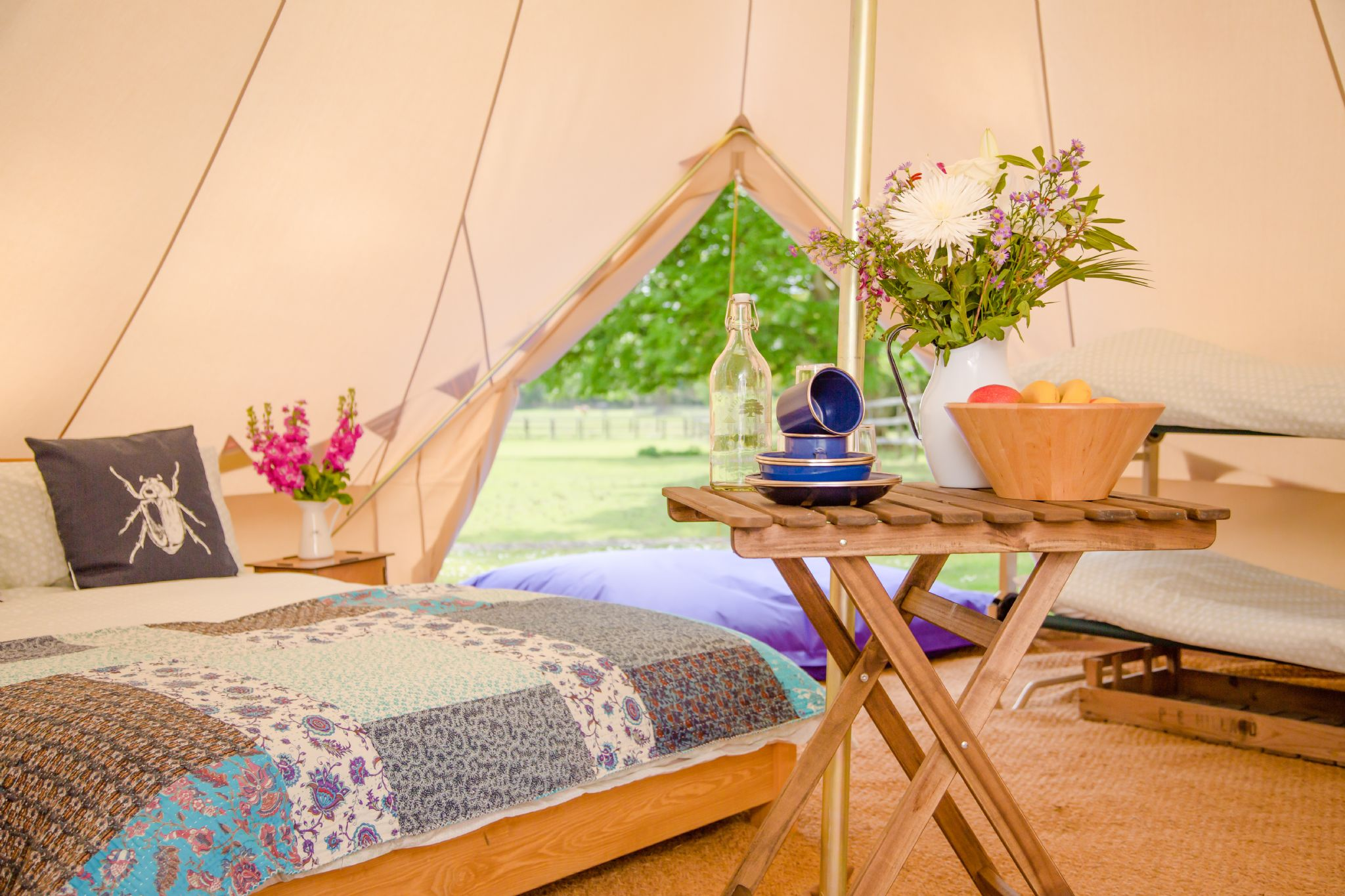 ... SoulPad 6000 Hybrid - G - 6m Bell Tent | 6 Person ... & SoulPad 6000 Hybrid - G - 6m Bell Tent 6 Person